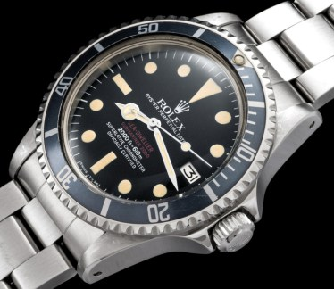"Rolex ""The full set Double Red Seadweller ref. 1665"" 1"