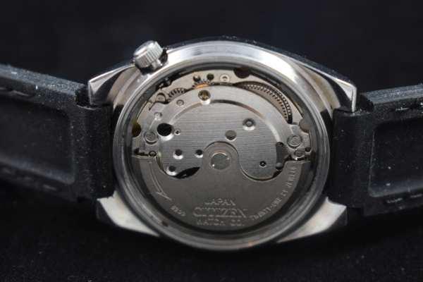 Vintage Citizen Eagle 7 GN-4W-S Automatik-Armbanduhr
