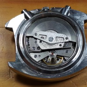 1- Revision of vintage watches