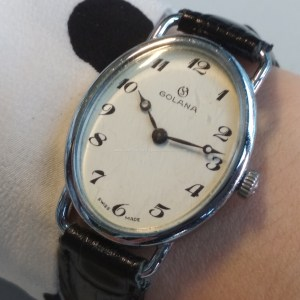 Vintage Golana Ladies wristwatch