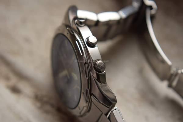 Vintage Seiko 7T32-6M00 Quartz Chronograph