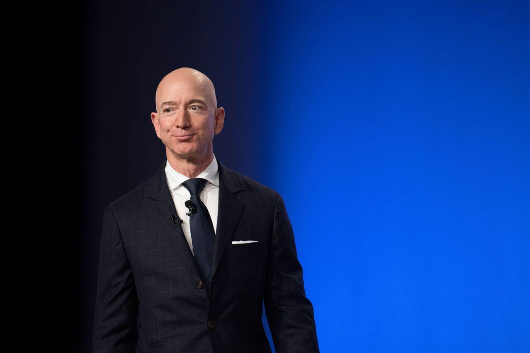 Jeff Bezos Джефф Безос