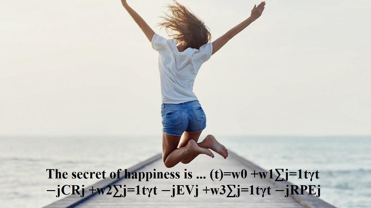 Нейробиологи Университетского колледжа Лондона вывели уравнение счастья