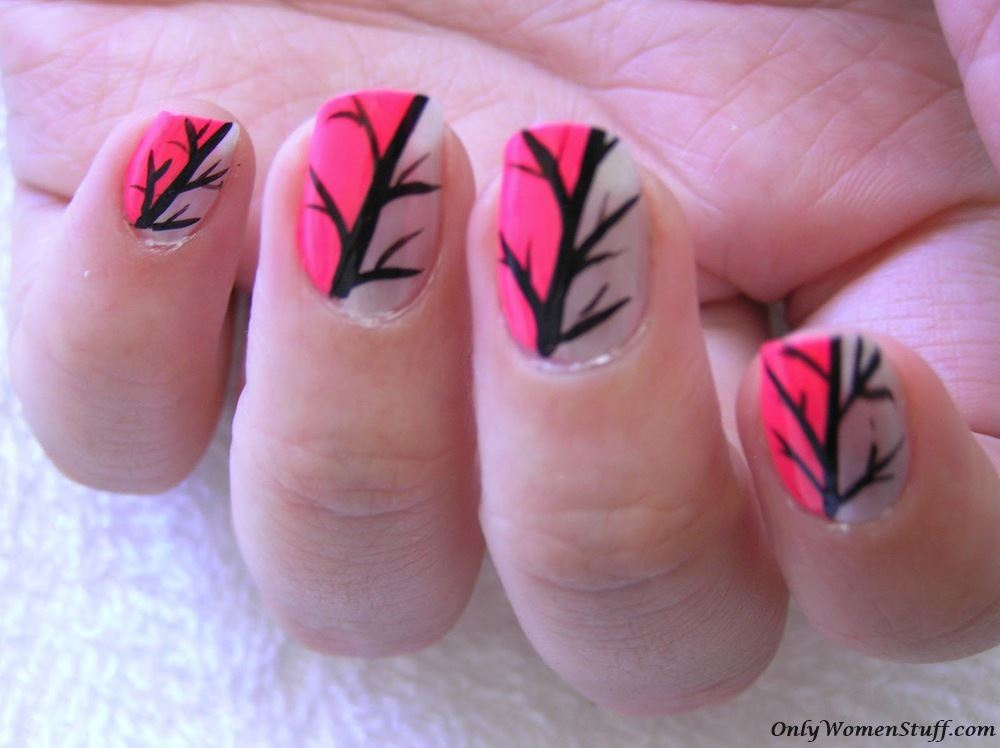 Short Nails Nail Art Designs For