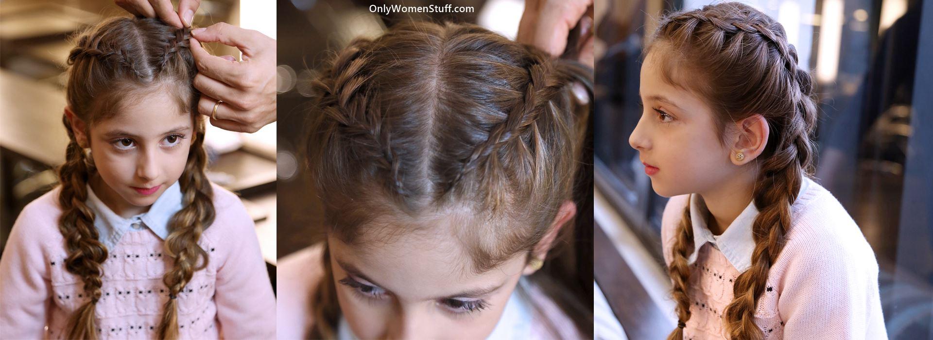 30 EasyKids HairstylesIdeas for Little Girls Very Cute