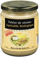 Beurre tahini biologique nuts to you