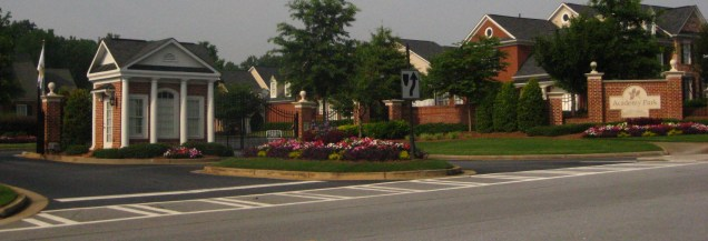 Alpharetta Townhome Subdivision Of Academy Park (10)