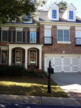 Alpharetta Townhome Subdivision Of Academy Park (16)
