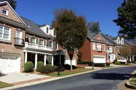 Alpharetta Townhome Subdivision Of Academy Park (19)
