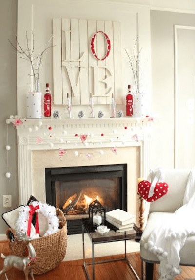 valentines day mantle atlanta ga real estate