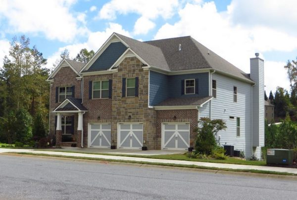 Alpharetta Home In Castille Community