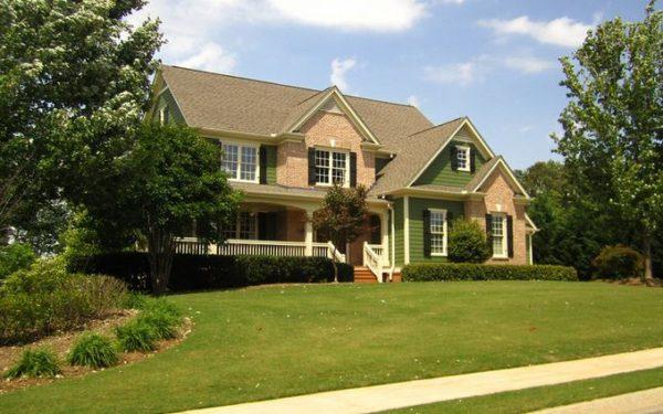 Canton Georgia Home In Rosebury Neighborhood