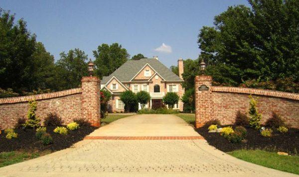 Tullamore Estate Home In Milton Georgia