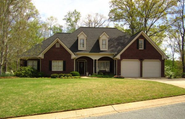 Canton Home In Governors Walk Subdivision