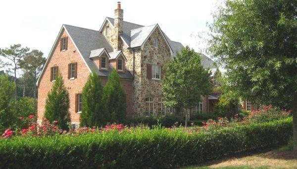 Milton Georgia Estate Home In The Hayfield