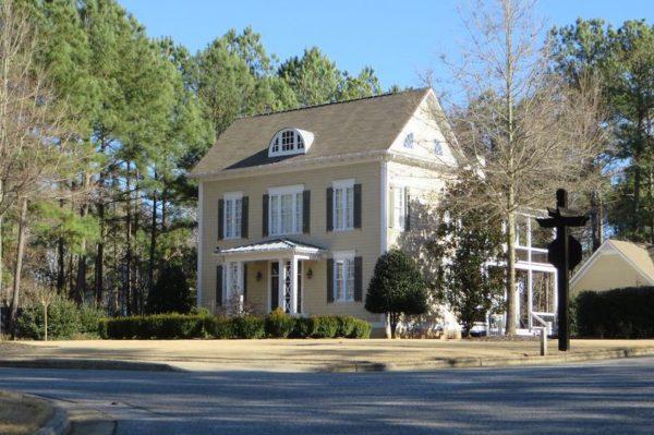 Alpharetta Home In Longwood Forsyth County GA