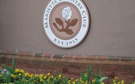 Marietta Country Club Cobb County GA