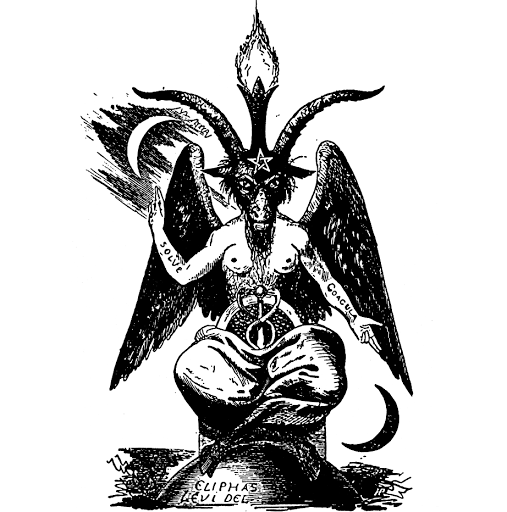 You Are Being Brainwashed 2Baphomet On McDONALDs French