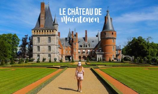 château de Maintenon Eure et Loir France