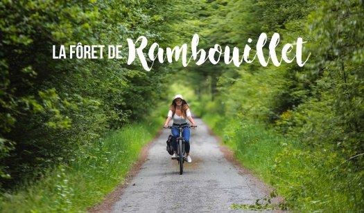 véloscénie Rambouillet blog
