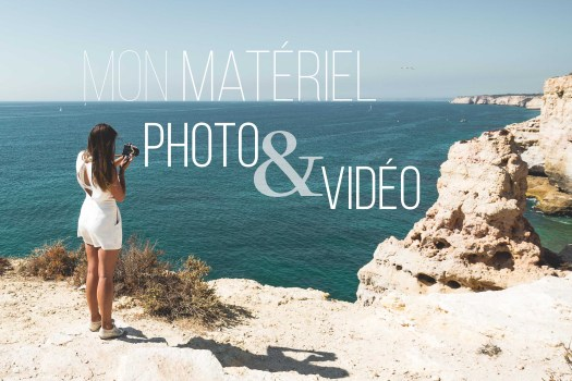 Mon materiel photo video