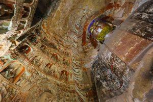 Chine Grottes Yungang