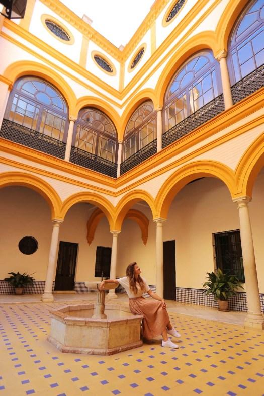 Destinations pas cheres Seville