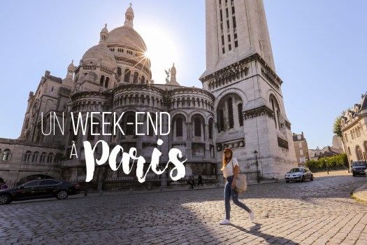 Week-end à Paris