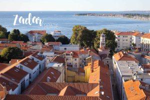 Destinations pas chères Zadar