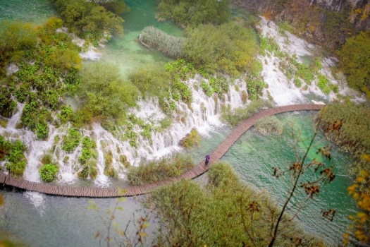 Plitvice Zadar croatie