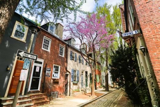 visiter Philadelphie, le centre historique blog