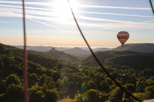 Montgolfiere auvergne