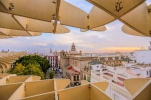 Séville metropol parasol