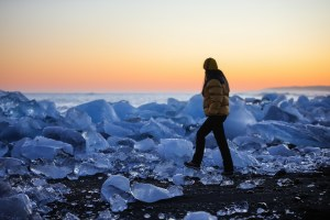Diamond beach road-trip en Islande