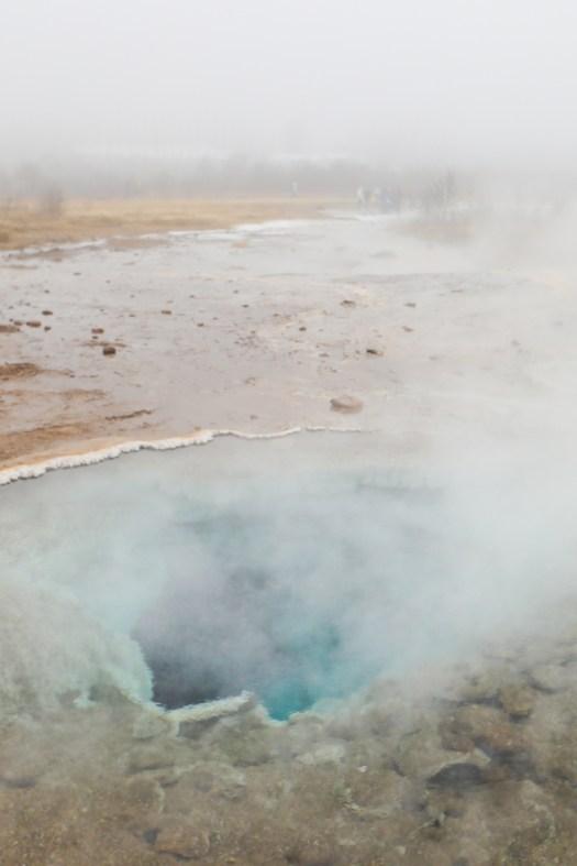 road-trip en Islande geysir