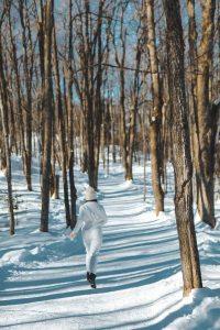 Sentier de la sucrerie à Chelsea dans l'Outaouais