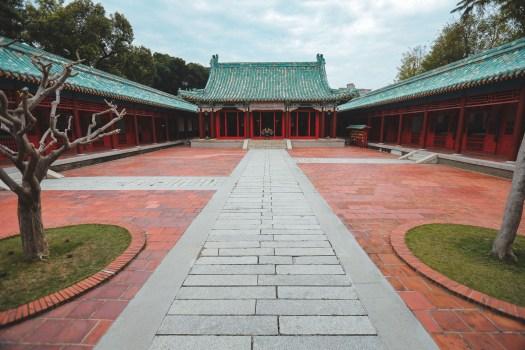 Itinéraire à Taïwan blog
