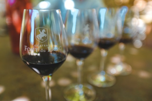 font du broc vins de provence degustation
