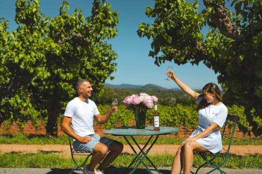 jas d'esclans la motte vins de provence vignes