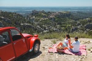 Road trip les baux de provence