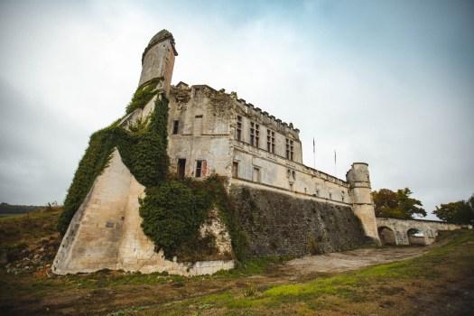 chateau de bouteville