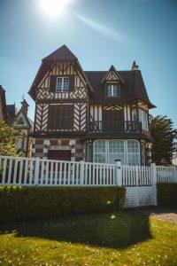 villas cabourg