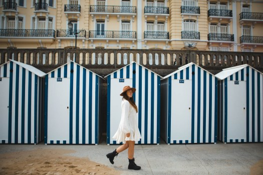 cabanes cabourg