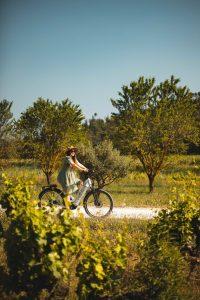 voie verte vélo Var eurovélo 8
