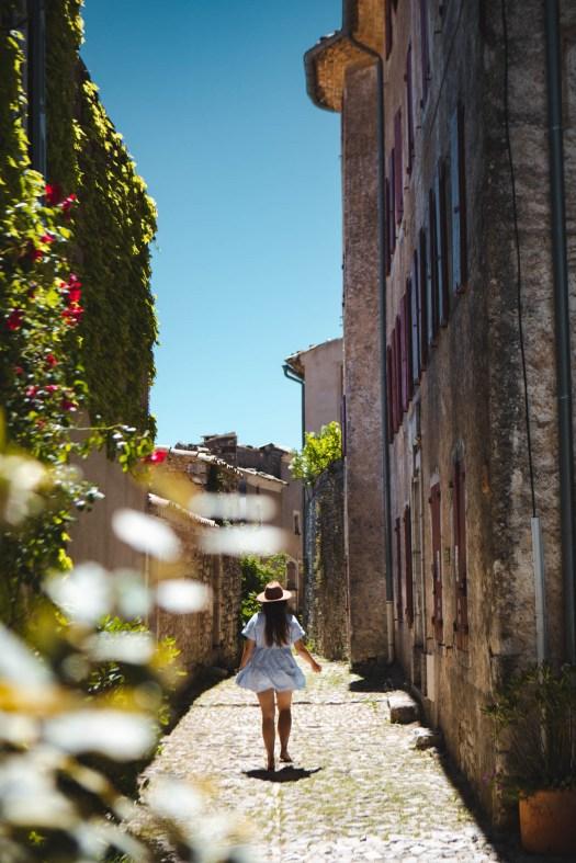 village alpes de haute provence