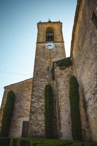 église notre-dame Cruis Alpes de haute provence
