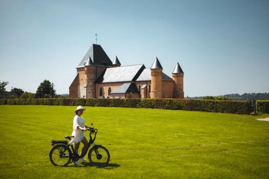 église fortifiée Aisne