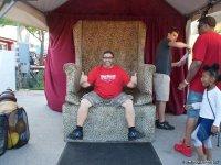 Big Chair Photos furnish more Big Gig smiles - OnMilwaukee