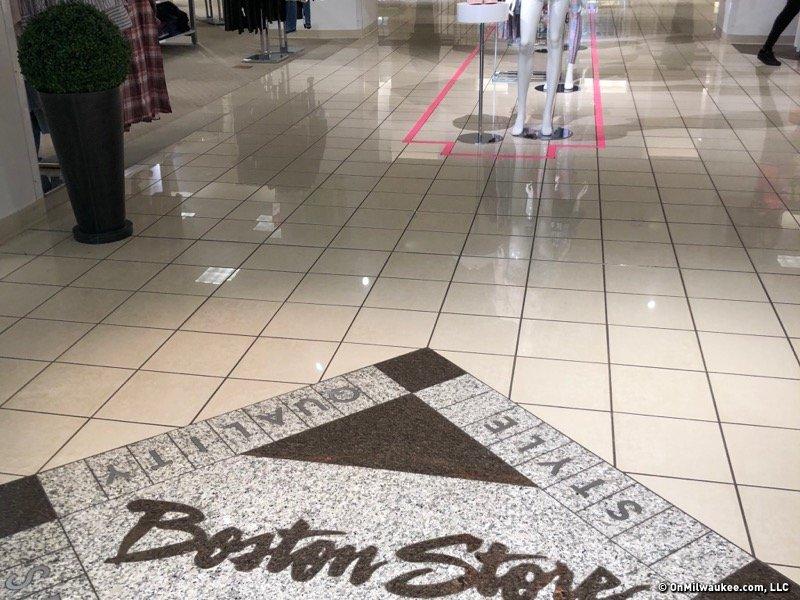 boston store memories