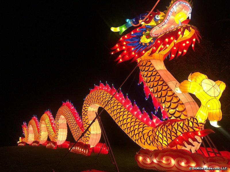 China Lights Milwaukee